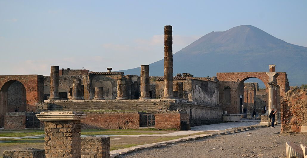 Excursion to Herculaneum